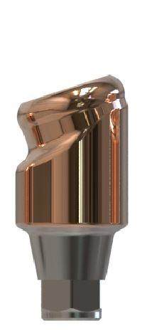 Docklocs® Abutment Set Abwinkelung 18° Variante A Dentsply® Astra® OsseoSpeed® TX Aqua 3,5mm/4mm x G