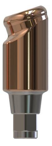 Docklocs® Abutment Set Abwinkelung 18° Variante A Camlog® iSy® x GH 5,0 mm