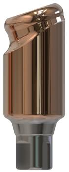Docklocs® Abutment Set Abw. 18° Var. B Straumann® Bone Level® NC x GH 5,0 mm