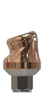 Docklocs® Abutment Set Abwinkelung 18° Variante A Bego® Sub-Tec S/RI/RS/RSX 4,5 x GH 2,0 mm