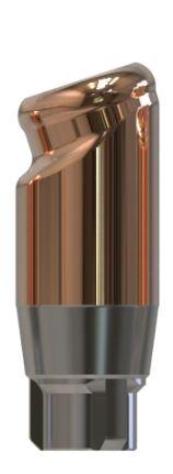 Docklocs® Abutment Set Abwinkelung 18° Variante B Camlog® Conelog® Ø5,0 x GH 4,0 mm