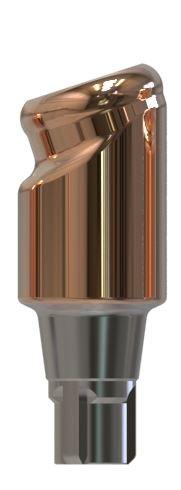 Docklocs® Abutment Set Abwinkelung 18° Variante A Camlog® Conelog® Ø4,3 x GH 4,0 mm