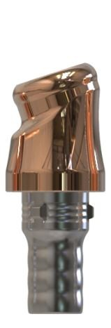 Docklocs® Abutment Set Abwinkelung 18° Variante A Camlog® Camlog® Ø4,3 x GH 3,0 mm