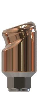 Docklocs® Abutment Set Abwinkelung 18° Variante B Bego® Sub-Tec S/RI/RS/RSX 3,75-4,1 x GH 3,0 mm