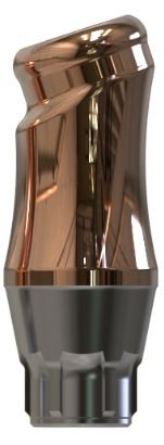 Docklocs® Abutment Set Abwinkelung 18° Variante B Dentsply® Astra® OsseoSpeed® Profile EV 4,8mm x GH