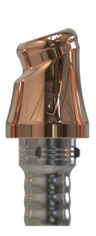 Docklocs® Abutment Set Abwinkelung 18° Variante A Camlog® Camlog® Ø5,0 x GH 4,0 mm
