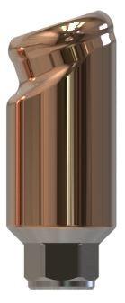 Docklocs® Abutment Set Abwinkelung 18° Variante B Bego® Sub-Tec S/RI/RS/RSX 3,75-4,1 x GH 5,0 mm