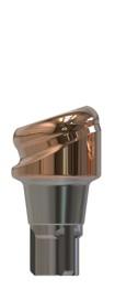 Docklocs® Abutment Set Abwinkelung 18° Variante B Camlog® Conelog® Ø3,8 x GH 1,0 mm
