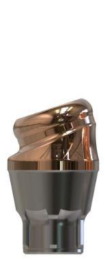 Docklocs® Abutment Set Abwinkelung 18° Variante A Dentsply® Astra® OsseoSpeed® Profile EV 4,8mm x GH