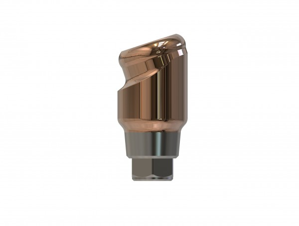 Docklocs® Abutment Set Abwinkelung 18° Variante A Megagen® AnyRidge® x GH 3,0 mm