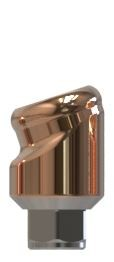 Docklocs® Abutment Set Abwinkelung 18° Variante A Bego® Sub-Tec S/RI/RS/RSX 3,75-4,1 x GH 2,0 mm