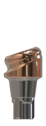 Docklocs® Abutment Set Abwinkelung 18° Variante A Camlog® Conelog® Ø3,8 x GH 1,0 mm