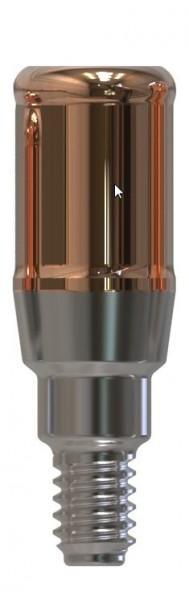 Docklocs® Abutment Set Gerade Camlog® Conelog® Ø5,0 x GH 4,0 mm