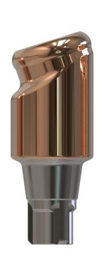 Docklocs® Abutment Set Abwinkelung 18° Variante B Camlog® Conelog® Ø3,8 x GH 4,0 mm