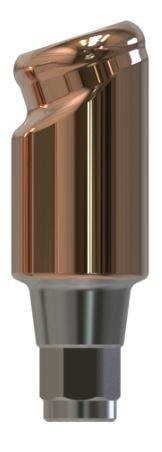 Docklocs® Abutment Set Abwinkelung 18° Variante B Camlog® iSy® x GH 5,0 mm