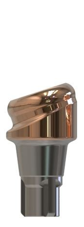Docklocs® Abutment Set Abwinkelung 18° Variante B Camlog® Conelog® Ø4,3 x GH 1,0 mm