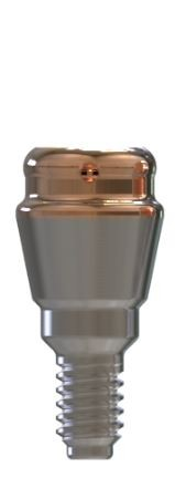 Docklocs® Abutment Set Gerade Dentsply® Astra® OsseoSpeed® Profile EV 4,8mm x GH 1,0 mm