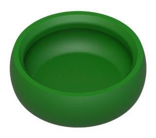 Set 8 Stück Docklocs® Retentionseinsatz, grün, starke Retention