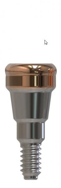 Docklocs® Abutment Set Gerade Camlog® Conelog® Ø3,8 x GH 1,0 mm