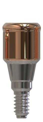 Docklocs® Abutment Set Gerade Dentsply® Astra® OsseoSpeed® TX Aqua 3,5mm/4mm x GH 3,0 mm