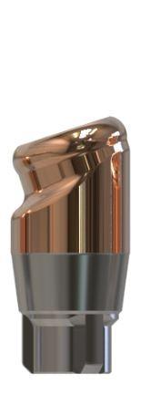 Docklocs® Abutment Set Abwinkelung 18° Variante B Camlog® Conelog® Ø5,0 x GH 2,0 mm