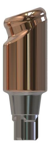 Docklocs® Abutment Set Abwinkelung 18° Variante A Camlog® Conelog® Ø4,3 x GH 5,0 mm