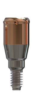 Docklocs® Abutment Set Gerade Dentsply® Astra® OsseoSpeed® Profile EV 4,2mm x GH 3,0 mm