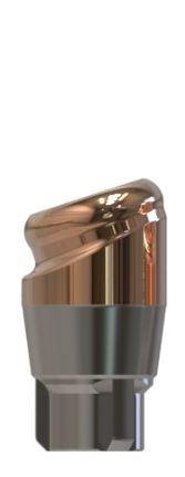 Docklocs® Abutment Set Abwinkelung 18° Variante B Camlog® Conelog® Ø5,0 x GH 1,0 mm
