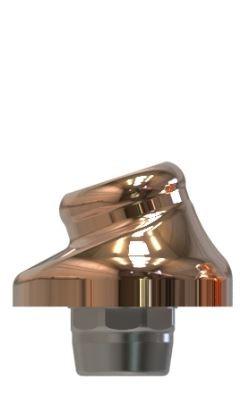 Docklocs® Abutment Set Abw. 18° Var. A Straumann® Tissue Level® WN x GH 1,0 mm