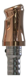 Docklocs® Abutment Set Abwinkelung 18° Variante B Camlog® Camlog® Ø4,3 x GH 5,0 mm
