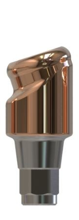 Docklocs® Abutment Set Abwinkelung 18° Variante B Camlog® iSy® x GH 3,0 mm