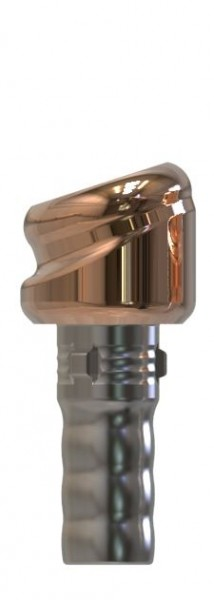 Docklocs® Abutment Set Abwinkelung 18° Variante A Camlog® Camlog® Ø3,3 x GH 1,0 mm