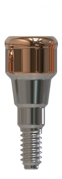 Docklocs® Abutment Set Gerade Camlog® Conelog® Ø3,3 x GH 2,0 mm