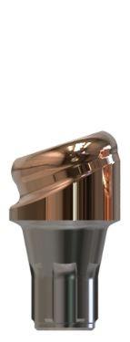 Docklocs® Abutment Set Abwinkelung 18° Variante B Dentsply® Astra® OsseoSpeed® Profile EV 3,6mm x GH