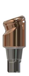 Docklocs® Abutment Set Abwinkelung 18° Variante B Camlog® Conelog® Ø3,8 x GH 3,0 mm