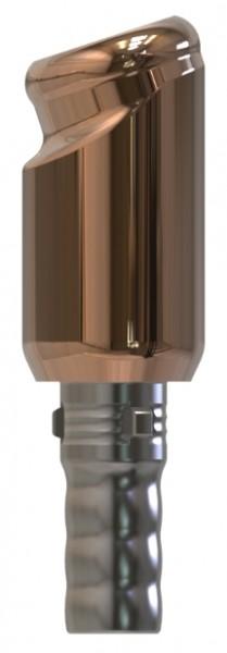 Docklocs® Abutment Set Abwinkelung 18° Variante B Camlog® Camlog® Ø3,3 x GH 5,0 mm