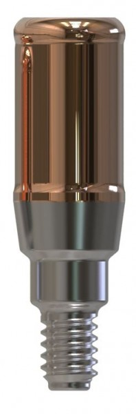 Docklocs® Abutment gerade, CO Ø5,0, GH5