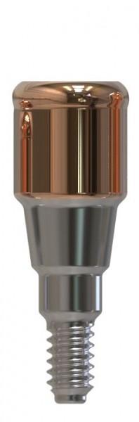 Docklocs® Abutment Set Gerade Camlog® Conelog® Ø4,3 x GH 3,0 mm