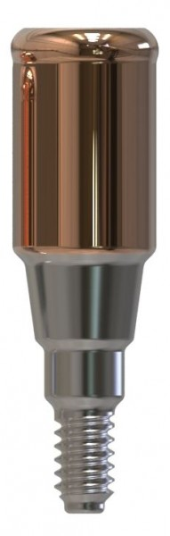 Docklocs® Abutment Set Gerade Camlog® Conelog® Ø3,8 x GH 5,0 mm