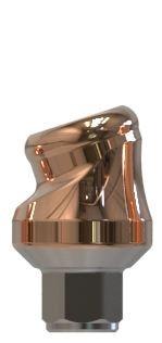Docklocs® Abutment Set Abwinkelung 18° Variante B Bego® Sub-Tec S/RI/RS/RSX 4,5 x GH 2,0 mm