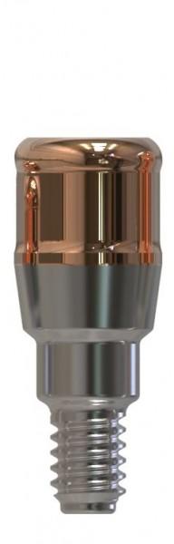 Docklocs® Abutment Set Gerade Camlog® Conelog® Ø5,0 x GH 2,0 mm