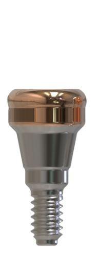 Docklocs® Abutment Set Gerade Dentsply® Astra® OsseoSpeed® TX Aqua 3,5mm/4mm x GH 1,0 mm