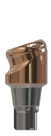 Docklocs® Abutment Set Abwinkelung 18° Variante B Camlog® Conelog® Ø4,3 x GH 2,0 mm