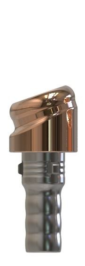 Docklocs® Abutment Set Abwinkelung 18° Variante B Camlog® Camlog® Ø3,8 x GH 1,0 mm