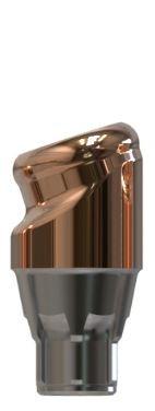 Docklocs® Abutment Set Abwinkelung 18° Variante A Dentsply® Astra® OsseoSpeed® Profile EV 4,2mm x GH