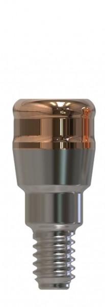 Docklocs® Abutment Set Gerade Camlog® Conelog® Ø5,0 x GH 1,0 mm