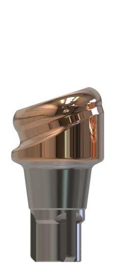 Docklocs® Abutment Set Abwinkelung 18° Variante B Camlog® Conelog® Ø3,3 x GH 1,0 mm