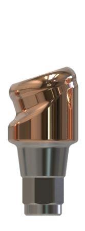 Docklocs® Abutment Set Abwinkelung 18° Variante B Camlog® iSy® x GH 2,0 mm
