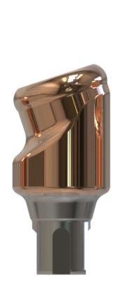 Docklocs® Abutment Set Abw. 18° Var. A Straumann® Bone Level® NC x GH 3,0 mm