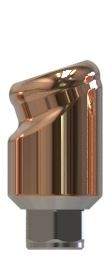 Docklocs® Abutment Set Abwinkelung 18° Variante A Bego® Sub-Tec S/RI/RS/RSX 3,75-4,1 x GH 3,0 mm